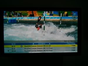 The Idiot Box - Olympic Watching Line-up
